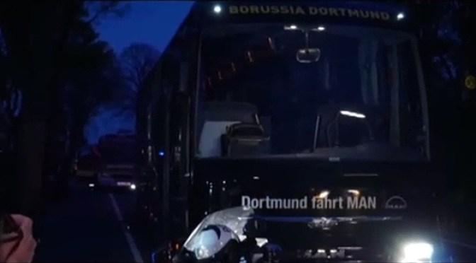 独ドルトムントで爆発、犯行声明のような手紙見つかる TBS NEWS