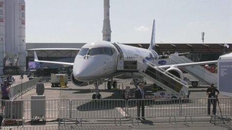 MRJ パリの航空ショーで初展示し開発姿勢PRへ