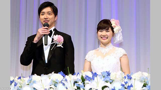 卓球 福原愛選手が妊娠公表 秋に出産へ | NHKニュース