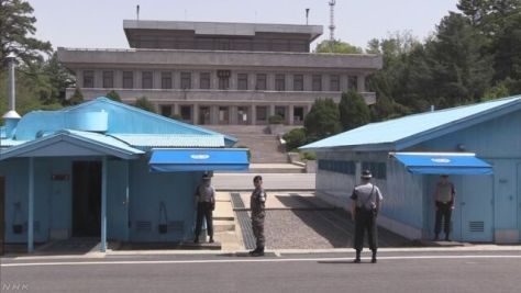 韓国 北朝鮮に軍当局者どうしの協議を提案