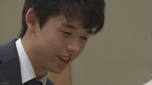 将棋の藤井四段が15歳になって初の勝利