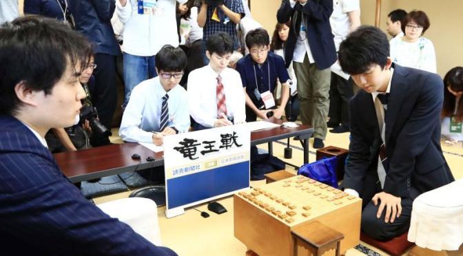 藤井聡太四段ついに初黒星 連勝記録29でストップ