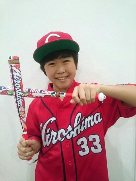 広島のリーグ優勝祝福のコメントを寄せた鈴木福