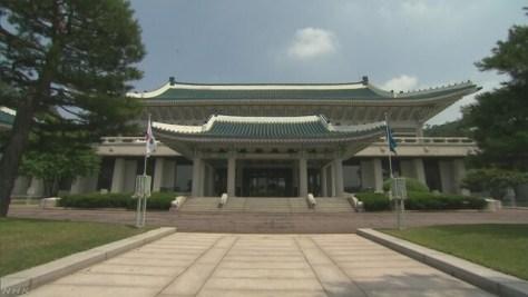韓国「国際社会の厳しい警告」