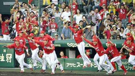 広島2連覇 若手投手の台頭や野手の選手層に厚み
