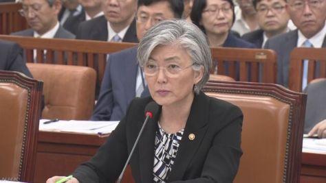 韓国外相「北朝鮮がピョンチャンパラ参加を表明」