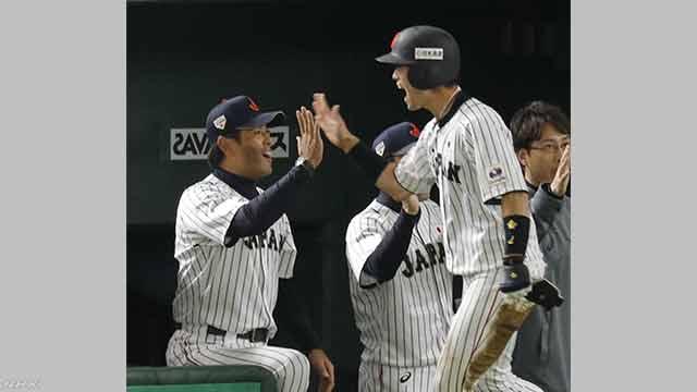 アジアプロ野球チャンピオンシップ 日本が優勝