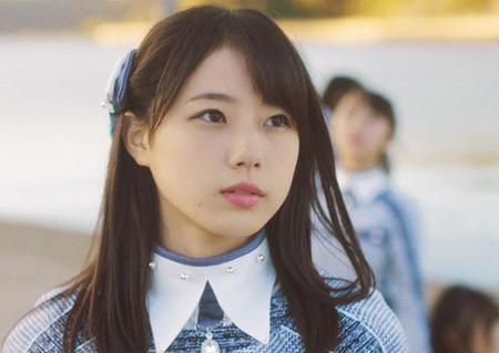 STU48のメジャーデビューシングル「暗闇」のMV。センターの瀧野由美子