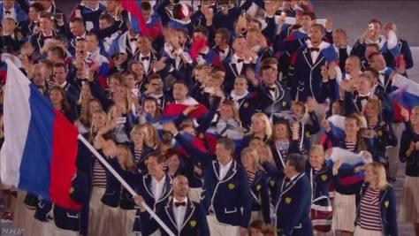 ロシアの五輪メダル推移