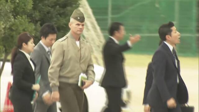 【速報】米軍が謝罪「最大限飛ばない」 校長は飛行禁止を要求 ヘリ窓落下事故