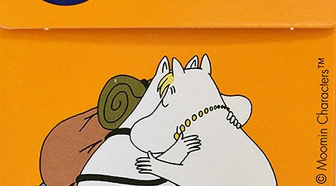 ムーミンがパッケージのグミはフィンランドの人気土産の1つ
