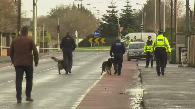 アイルランドの邦人殺害 18歳男を殺人容疑で訴追 | NHKニュース