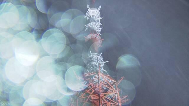 石川 民放2社の放送広範囲で見られず 落雷が原因か | NHKニュース