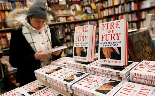 日本でも「トランプ暴露本」出版へ 早川書房が「炎と怒り」の翻訳版を2月に
