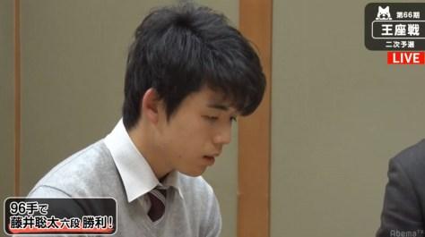 29連勝の再現なるか!?藤井聡太六段、超ハイレベルの12連勝中