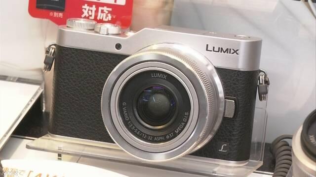 デジカメ出荷台数 7年ぶり増加 「インスタ映え」が要因か | NHKニュース