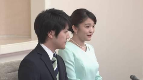 眞子さまと小室圭さんのコメント 全文