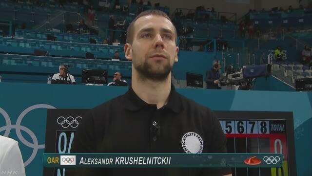 OARのドーピング違反 銅メダル返還意向 ロシアメディア   NHKニュース