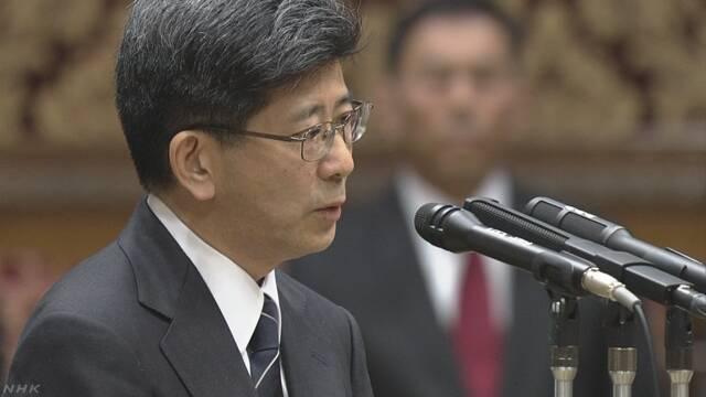 佐川氏「首相官邸の指示なく 理財局の中で対応した」
