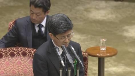 佐川氏 書き換え前文書の価格交渉の記述「答弁控える」