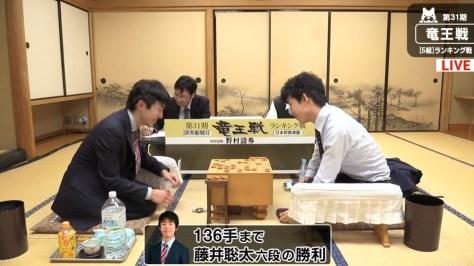 藤井聡太六段「最年少七段」にあと1勝!次回、竜王戦5組ランキング戦勝利で達成へ
