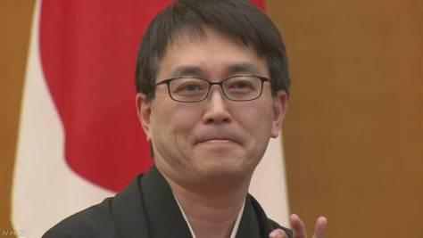 将棋 最優秀棋士賞に羽生二冠