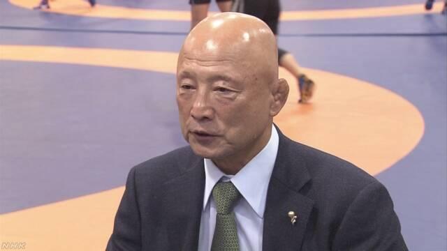 レスリング協会 栄和人強化本部長が辞任