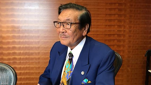久保利弁護士インタビュー|NHK NEWS WEB