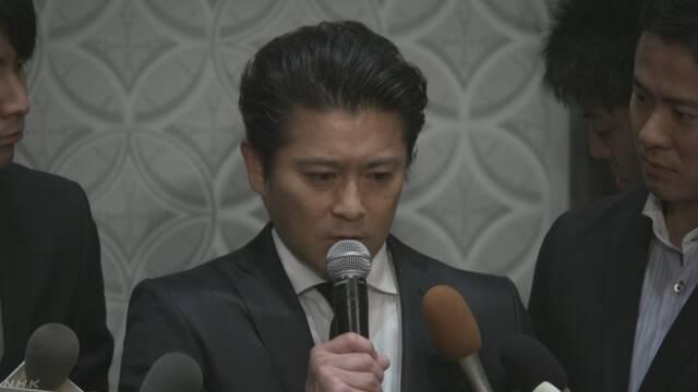 TOKIO山口達也さんの契約解除 ジャニーズ事務所