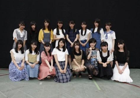 総選挙翌日のナゴヤドームでSTU48が2ndシングル選抜16人を発表(C)STU