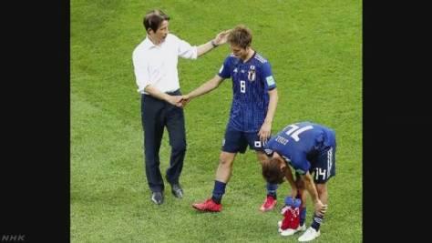 サッカー日本代表 西野流の「日本らしいサッカー」を証明