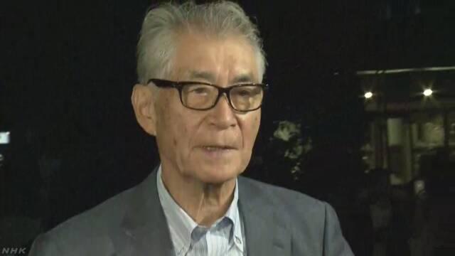 ノーベル賞 本庶さん がん免疫療法を確立 | NHKニュース
