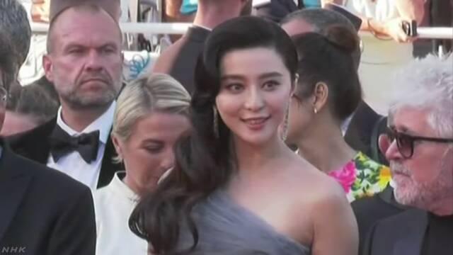 中国人気女優 脱税疑いで140億円支払い命令 見せしめの見方も   NHKニュース