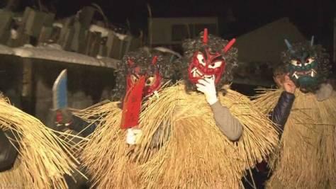 男鹿のナマハゲなど10の伝統行事 ユネスコ無形文化遺産登録へ