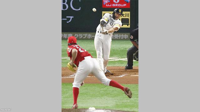 日本シリーズ第5戦 ソフトバンクが3連勝し王手