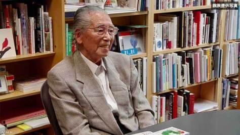 人気絵本「はらぺこあおむし」翻訳 森比左志さん死去 101歳