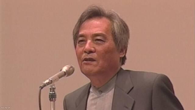 「中学生日記」の脚本家 蓬莱泰三さん 死去 | NHKニュース