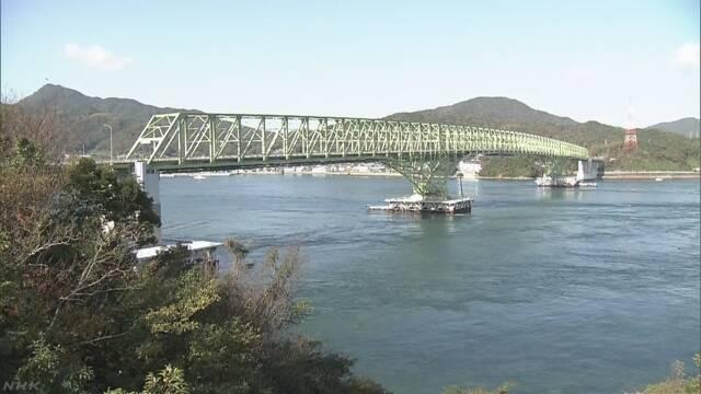 大規模断水の山口 周防大島町 全世帯で復旧 | NHKニュース