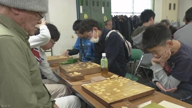 羽生さん育てた将棋クラブ閉所へ 教え子の大一番見守りつつ | NHKニュース