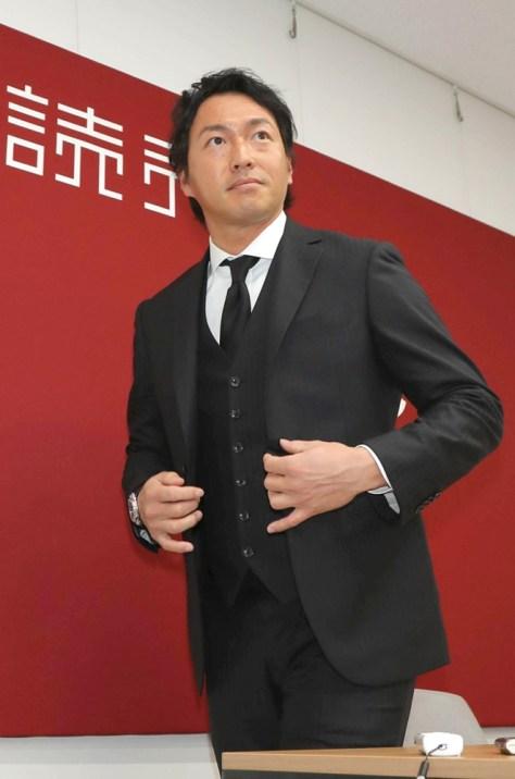 人的補償で広島に移籍する巨人・長野久義