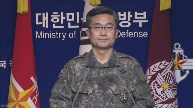 韓国軍「日本が再び低空で威嚇」 防衛省「事実ない」