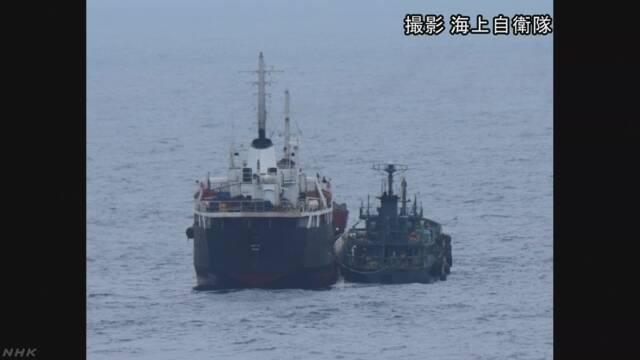 北朝鮮「瀬取り」約150回 制裁決議違反繰り返す 国連 | NHKニュース
