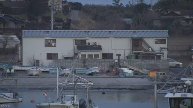 津波の危険で住宅禁じた区域に外国人実習生の寮
