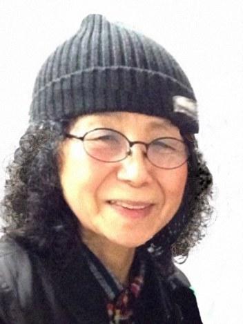 絵本作家の上野紀子さん=ポプラ社提供