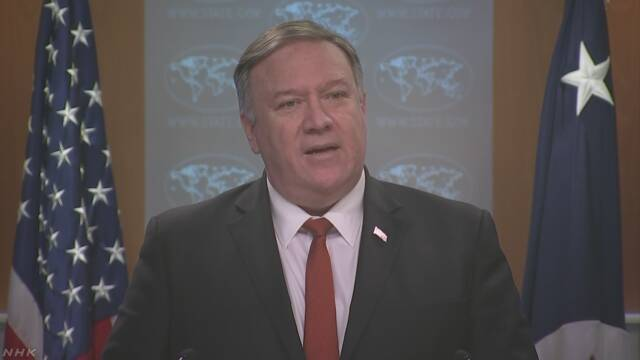 米 世界の人権状況で報告書「中国の人権侵害は桁外れ」 | NHKニュース