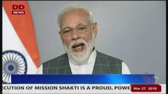 インド ミサイルで人工衛星撃墜の実験に成功と発表