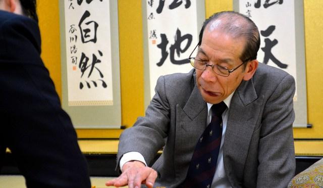 将棋の桐山清澄九段に引退の可能性 現役棋士では最年長