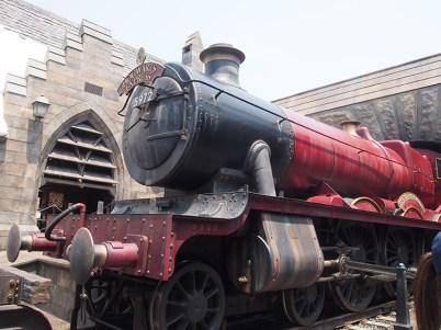 ユニバーサル・スタジオ・ジャパン® | USJ|ホグワーツ特急(Hogwarts Express)
