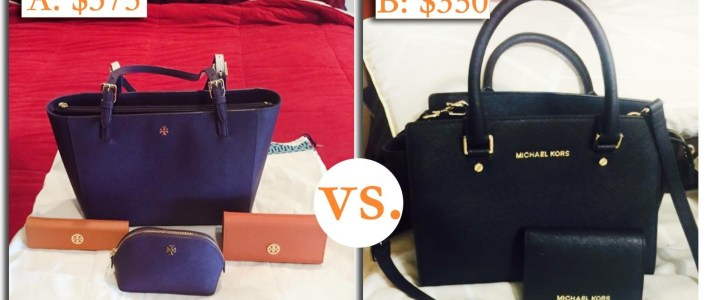 5miles Face-Off: Pick a handbag, any handbag