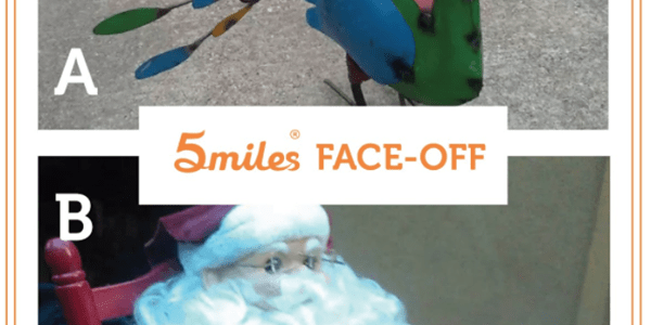 5miles Face-Off (Holiday Version)